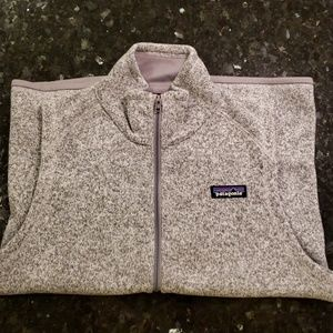 NWOT GREY PATAGONIA BETTER SWEATER VEST